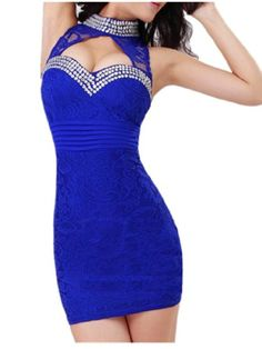 Blue Cheongsam Style Lace Halter Backless Bodycon Prom Cocktail Mini Dress Yazilind,http://www.amazon.com/dp/B00GNUQ7J4/ref=cm_sw_r_pi_dp_fk6dtb02KE1DFYMS