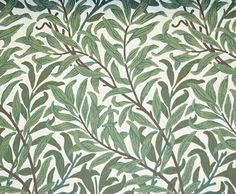 William Morris: 'Willow Pattern'