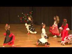flamenco la arachi cali - Σχολή χορού - Παράσταση(fin de curso) 2012 - t...