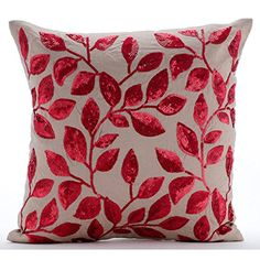 Luxury Mocha Cushion Covers, Tropical Floral Pillows Cove... https://www.amazon.com/dp/B016H8YDMY/ref=cm_sw_r_pi_dp_x_pg4.xbWNAPXD1