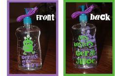 Hand Sanitizer - Personalized