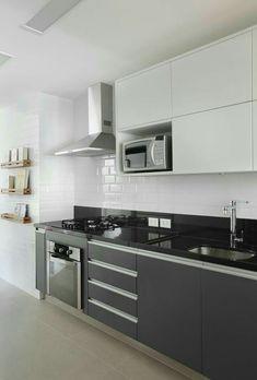 Cozinhas #cocinaspequeñasideas
