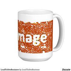 Your Custom 15 oz Classic White Mug http://www.zazzle.com/loadtositebusiness_mug-168246267721291508