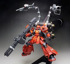[WORK] MG 1/100 PSYCHO ZAKU Ver.Ka [THUNDERBOLT] painted build: No.21 Big Size Images http://www.gunjap.net/site/?p=317373