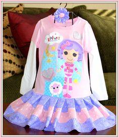 Lala Loopsy dress