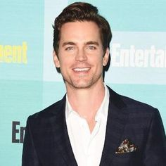 Buzzing: Happy 38th Birthday Matt Bomer! Celebrate with a Peek at the Magic Mike XXL Star's Hot Abs #fashion
