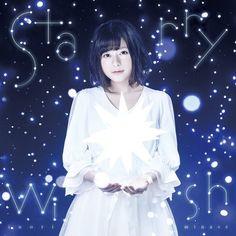 水瀬さんの3rdシングル「Starry Wish」のジャケット - Yahoo!ニュース(BuzzFeed Japan)