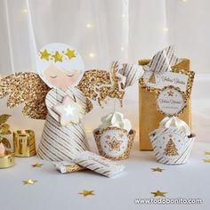 Todo Bonito (@todobonito) • Fotos y vídeos de Instagram Mickey Y Minnie, Christmas Table Settings, Happy New, Xmas, Instagram, Wedding, Small Gifts, Rustic Style, Ice Cream Party