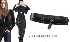 頭層牛皮超寬裝飾腰封 Belt, Clothes, Accessories, Fashion, Belts, Outfits, Moda, Waist Belts, Clothing