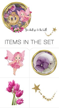 """""""Sweet Petite Fairy Godmother"""" by susonwil83 ❤ liked on Polyvore featuring art"""