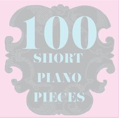 """from 1-50 """"of 100"""" piano pieces on @soundcloud"""