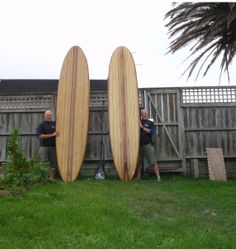 "Customer from New Zealand  hollow wood boards - Tucker Surf Supply DIY ""Orca"" SUP's (export kits)  http://www.tuckersurfsupply.com/"