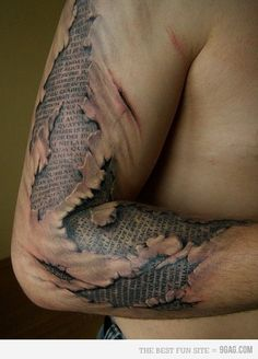 This Epic tattoo is more epic.