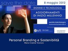"""Convegno MPI (Meeting Professionals International) """"Donne e Tecnologia. Aggiornamenti di Inizio Millennio"""" - Bologna, Maggio 2012"""