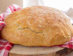 Tortillas Veganas, Focaccia Pizza, Lemon Drop Cookies, No Knead Bread, Croatian Recipes, Bread Machine Recipes, Creative Food, Bread Baking, Brunch Recipes