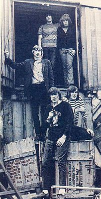 SIXTIES BEAT: The Blues Magoos. One of the first more obscure sixties bands I was turned on to!