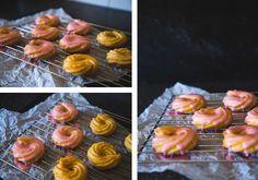 Sweet Magazine - Homemade Raspberry Glazed Cruller