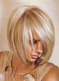 if i ever cut my hair short again.just cut my hair like this:) Angled Bob Hairstyles, Oval Face Hairstyles, Short Bob Haircuts, Volume Hairstyles, Latest Hairstyles, Funky Haircuts, Hairstyles Haircuts, Medium Short Hair, Short Hair Cuts