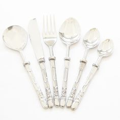 Grehom Cutlery Starter Gift Set - Fusion (Set of 6 pieces)