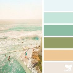 today's inspiration image for { mental vacation } is by @colourspeak_kerry_ ... thank you, Kerry, for another amazing #SeedsColor image share!