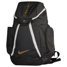 black and white nike elite backpack