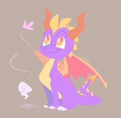 Spyro art