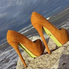 Women's Fashion High Heels :    Untitled  - #HighHeels https://youfashion.net/shoes/high-heels/trendy-womens-high-heels-untitled-303/