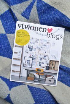 My Attic featured in VTWonen Blogazine