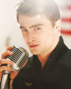 Daniel Radcliffe GORGEOUS