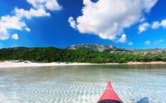 Sport in Sardinia is the Heart of Adventure... air, land, water. Nordic Walking, Golf, Horse riding, Paragliding, Diving and snorkelling, Surfing and windsurfing....