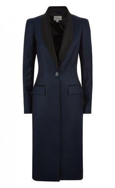Anthea Tux Dress Coat