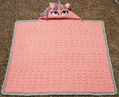 THIS IS A DIGITAL PATTERN ONLY AND NOT A PHYSICAL PRODUCT! This crochet hooded unicorn blanket is comfy coziness at its best! This pattern will help you create the perfect gift for girls of all ages (Im sure some of you want to make one for yourself!). The pattern includes instructions to