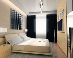 Decorate Small Studio small apartments living room design with colourful funky classic