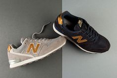 New Balance WMNS 996 Gold Pack | Sneakers Madame