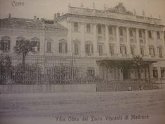 Como, Villa Olmo 20's