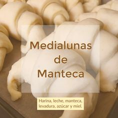 Argentine Recipes, Cupcake Cookies, Sweet Recipes, Deserts, Dessert Recipes, Food And Drink, Favorite Recipes, Bread, Cheese
