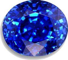 Blue Sapphire....my favorite gem stone