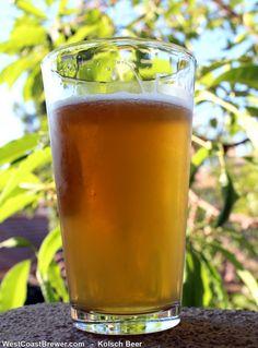 Kolsch Beerhttp://westcoastbrewer.com/BrewersBlog/beer-recipes/kolsch/