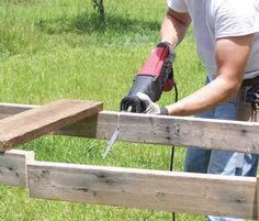 Great article on using a Sawzall/ Reciprocating Saw for your home & DIY projects.