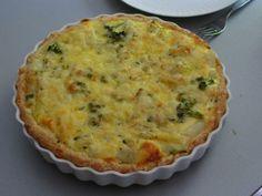 Gourmandises végétariennes: Spargel-Brokkoli-Quiche