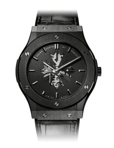 fed9bd0211de Shawn Carter by Hublot Black Dial Amazing Watches, Cool Watches, Watches  For Men,