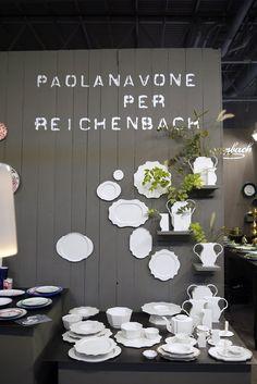 Paola Navone for Reichenbach At Maison et Objet 2012