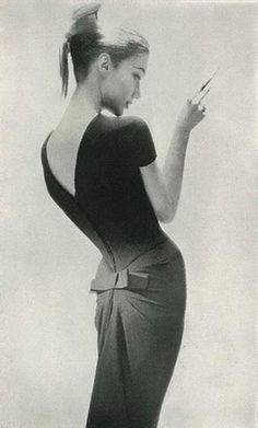 Harper's Bazaar 1956, Lillian Bassman