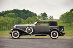 1929 Duesenberg Model J Sport Sedan by Walter M. Murphy Co.