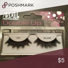 Ardell strip lashes Ardell PROFESSIONAL strip lashes. These are very glamorous! Good for weddings, parties, and special occasions. Looks great in photographs. I don't have adhesive for these but any strip adhesive you like will work. DO NOT USE WITH LASH TITE ADHESIVE FROM MY OTHER LISTING!! Ardell  Makeup False Eyelashes