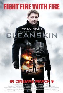 """""""Cleanskin"""" (dir. Hadi Hajaig, 2012) --- British secret service agent Ewan (Sean Bean) is faced with the task of pursuing and eliminating a British-born suicide bomber Ash (Abhin Galeya) and his terrorist cell."""
