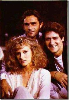 "Novelazo!! Humberto Zurita y Christian Bach ""Encadenados"" 1988"