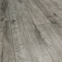 Landmark Series 14.3mm Random Width Gray Dawn Hickory with Attached Pad #Laminate #Floor