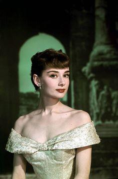Audrey Hepburn - Roman Holiday
