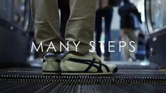 MANY STEPS from Takayuki Akach